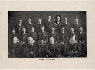 Theta Nu Epsilon, 1906